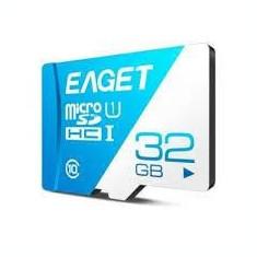 Card micro sd 32GB,clasa de viteza:10,viteza max de citire:80 Mb/sec
