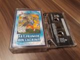 CASETA AUDIO MIHAI EMINESCU-FAT FRUMOS DIN LACRIMA FOARTE RARA!! ORIGINALA ROTON, Casete audio