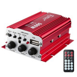 Radio MP3 player auto Kinter MA700, forma invertor auto, USB, AUX, FM