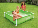 Cumpara ieftin Piscina copii Intex MINI FRAME, POOL GREEN 57172