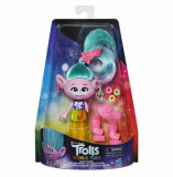Papusa Trolls World Tour Glam Fashion - Satin