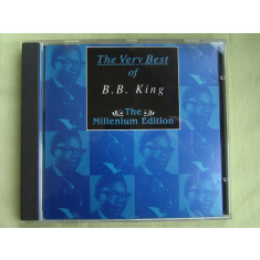 B.B. KING - The Very Best Of - C D Original ca NOU