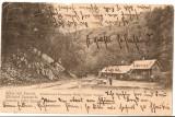 Carte poștală din Zărnești, restaurant Todor Vulsan