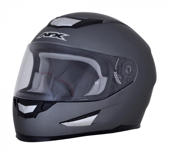 Casca Integrala AFX FX-99 Solid Gri Marime L Cod Produs: MX_NEW 010111063PE