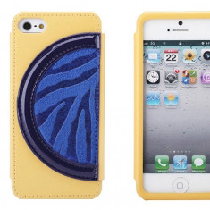 Husa APPLE iPhone 5\5S\SE - Twilight (Paula Moonlight Series) Galben