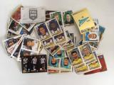 86 stickere fotbal Panini FIFA 365 Morocco 2014, multe cu 2 jucatori/sticker