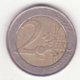 Belgia 2 euro 2000 -  KM# 231, LA# BEM-8.1