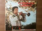 laurentiu leonte trompeta disc vinyl lp muzica populara folclor din moldova