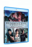 Resident Evil: Razbunarea / Resident Evil: Vendetta - BLU-RAY Mania Film, Sony