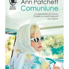 Comuniune-Ann Patchett(Humanitas)