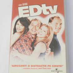 Caseta video VHS originala film tradus Ro - ED tv