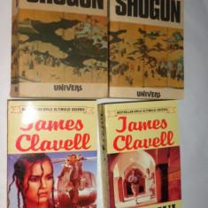 VARTEJUL 2 VOLUME + SHOGUN 2 VOLUME = JAMES CLAVELL
