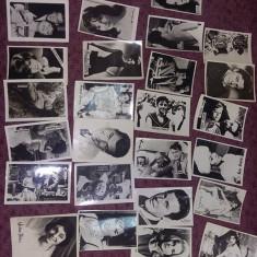 52 fotografii/foto vechi actori celebrii,fotografie originala Cooperativa,epoca