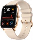 Ceas activity tracker Huami Amazfit GTS, Bluetooth, GPS (Auriu)
