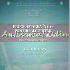 Programarea In C++ Pentru Algoritmi Si Tehnici De Optimizare