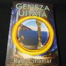 GENEZA UITATA=-RADU CINAMAR-335 PG-
