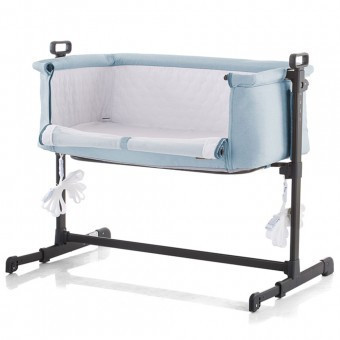Patut Co-Sleeper Chipolino Close To Me blue foto