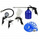 Set accesorii pentru compresor 5 piese, Geko G01100 Mania Tools
