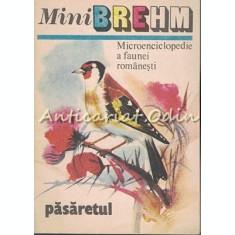 Microenciclopedie A Faunei Romanesti. Pasaretul - I. Simionescu