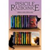 Pachet Pisicile Razboinice. Primele 3 serii. Cartile I–XVIII - Erin Hunter