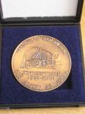 MD1- NR 3 - MILITARA - OMAGIALA - CENTRU TRANSMISIUNI - 50 ANI - 2001-