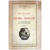 Manual de Istoria Artei vol.II De la Renastere pana in zilele noastre