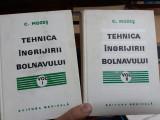 Cumpara ieftin Tehnica ingrijirii bolnavului, 2 volume - C. Mozes