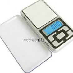 Cantar digital de bijuterii cu display lcd mh100
