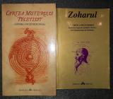 Cartea misterului pecetluit + Zoharul - Cartea splendorii