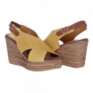 Sandale Platforma Ibizza GBN