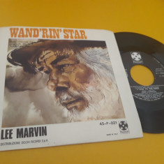 VINIL LEE MARVIN/CLINT EASTWOOD DISC PARAMOUNT STARE EX 1970