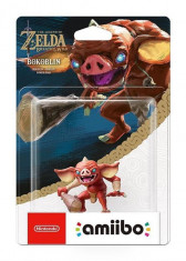 Figurina Amiibo Bokoblin The Legend Of Zelda foto