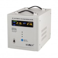 Cumpara ieftin Stabilizator tensiune automat Kemot, 3000 VA