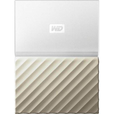 Hard disk extern WD My Passport Ultra 4TB 2.5 inch USB 3.0 Gold foto