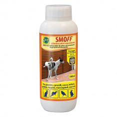 Solutie concentrata pentru eliminarea mirosurilor de caini si pisici