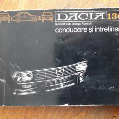 Dacia 1300, conducere si intretinere UAP / C32P