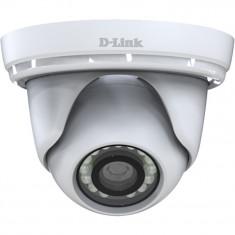 Camera de supraveghere D-Link Vigilance, Full HD, Outdoor, PoE, Mini Dome,
