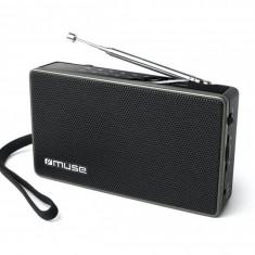 Radio MUSE M-030 R Black