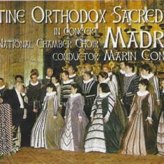 Caseta Romanian National Chamber Choir Madrigal–Byzantine Orthodox Sacred Mass