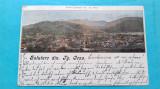 Bacau Targu Ocna  Vedere Generala