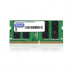 Memorie laptop Goodram 4GB DDR4 2400MHz CL17