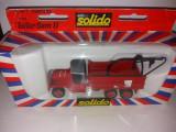 Macheta GMC Pompiers - SOLIDO scara 1:60