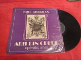 Cumpara ieftin DISC VINIL LP EMIL GHERMAN-ARII DIN OPERE ELECTRECORD  ECE 01993