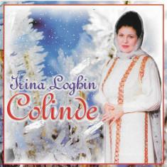 CD Irina Loghin – Colinde, original