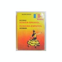 DICTIONAR ROMAN - SPANIOL de VALERIA NEAGU , 1995