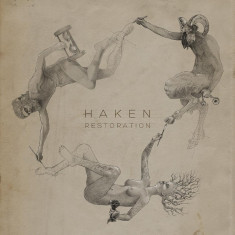 Haken Restoration EP (cd ep)