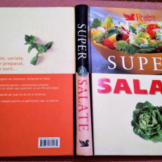 Supe Salate. Editura Reader's Digest, 2008 - Petra Casparek