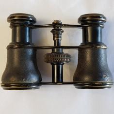 BINOCLU DE TEATRU ,HIPODROM SI SPECTACOLE - anii 1900