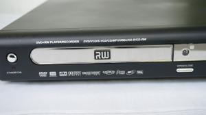 DVD recorder TEVION DRW 1000