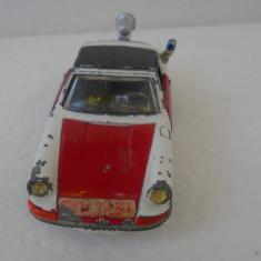 bnk jc Corgi 509 Porsche Targa Police